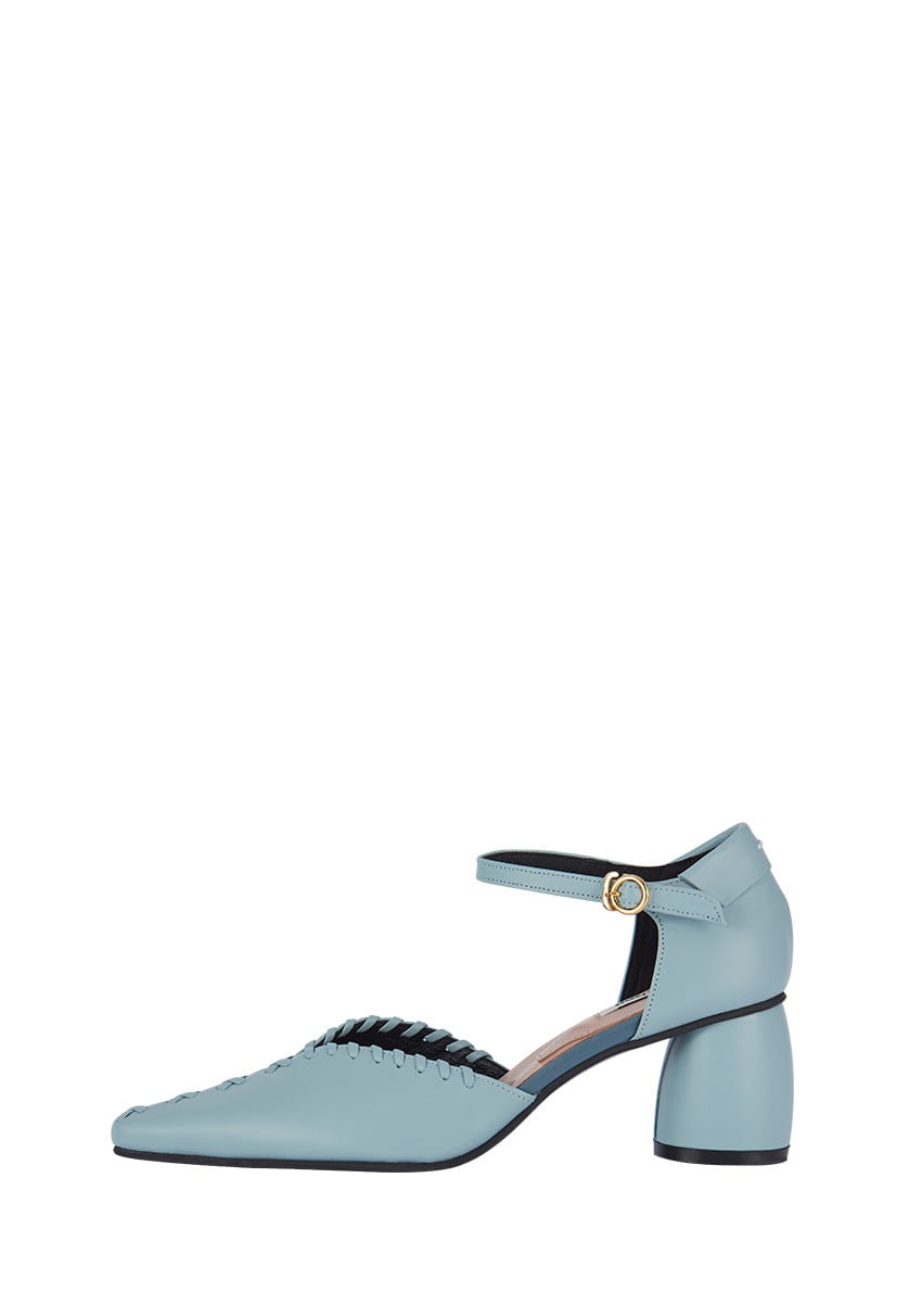 Ankle Strap Middle Pumps / RK1-SH030