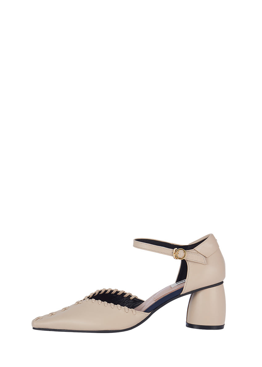Ankle Strap Middle Pumps / RK1-SH029
