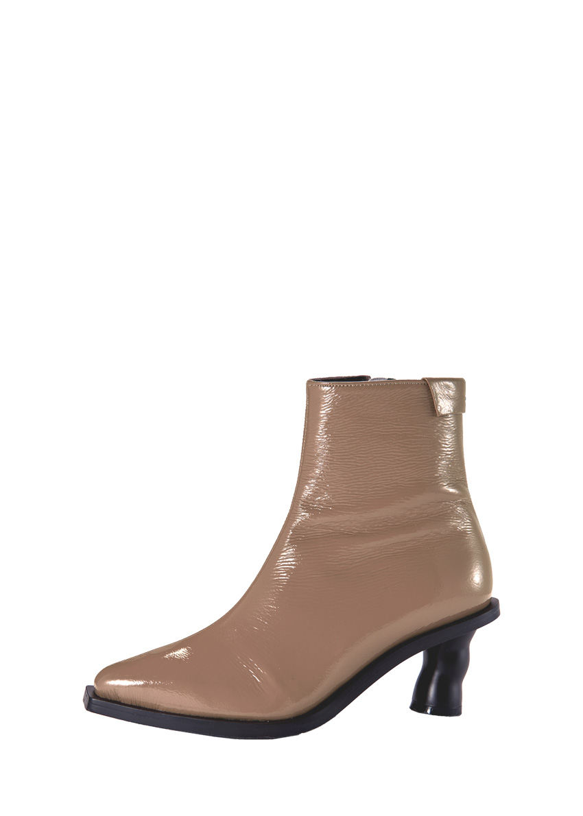 Wave Heel Ankle Boots / RK4-SH010