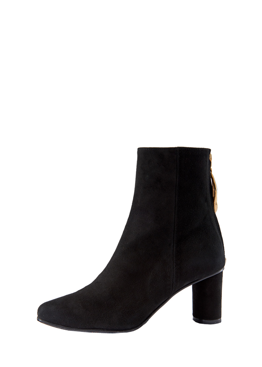 Wave Oval Ankle Boots / RK4-SH004