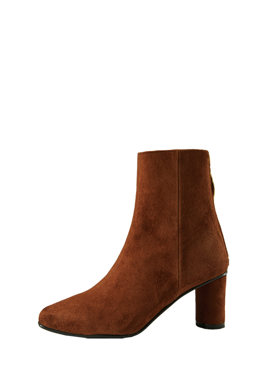 Wave Oval Ankle Boots / RK4-SH002