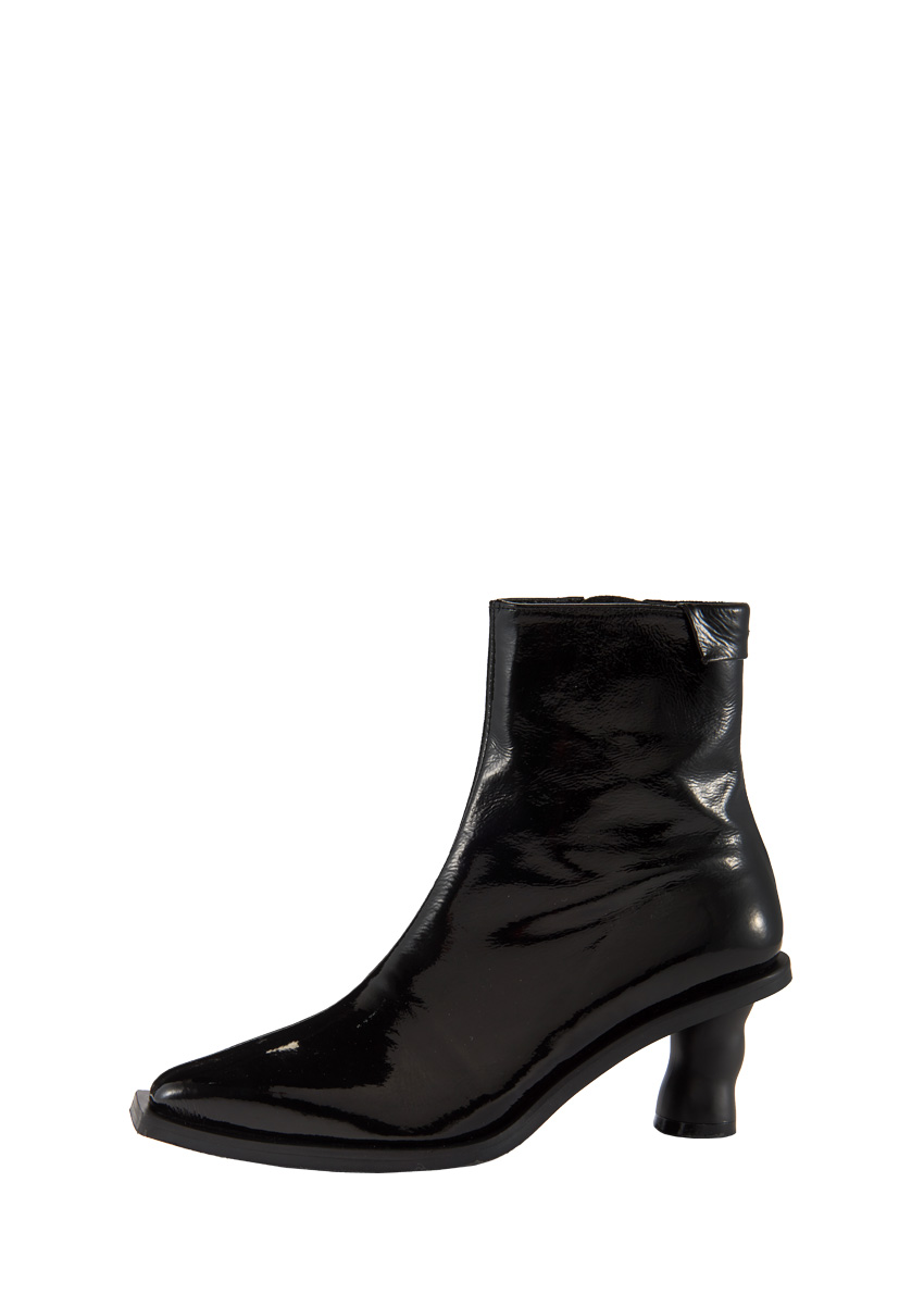 Wave Heel Ankle Boots / RK4-SH012