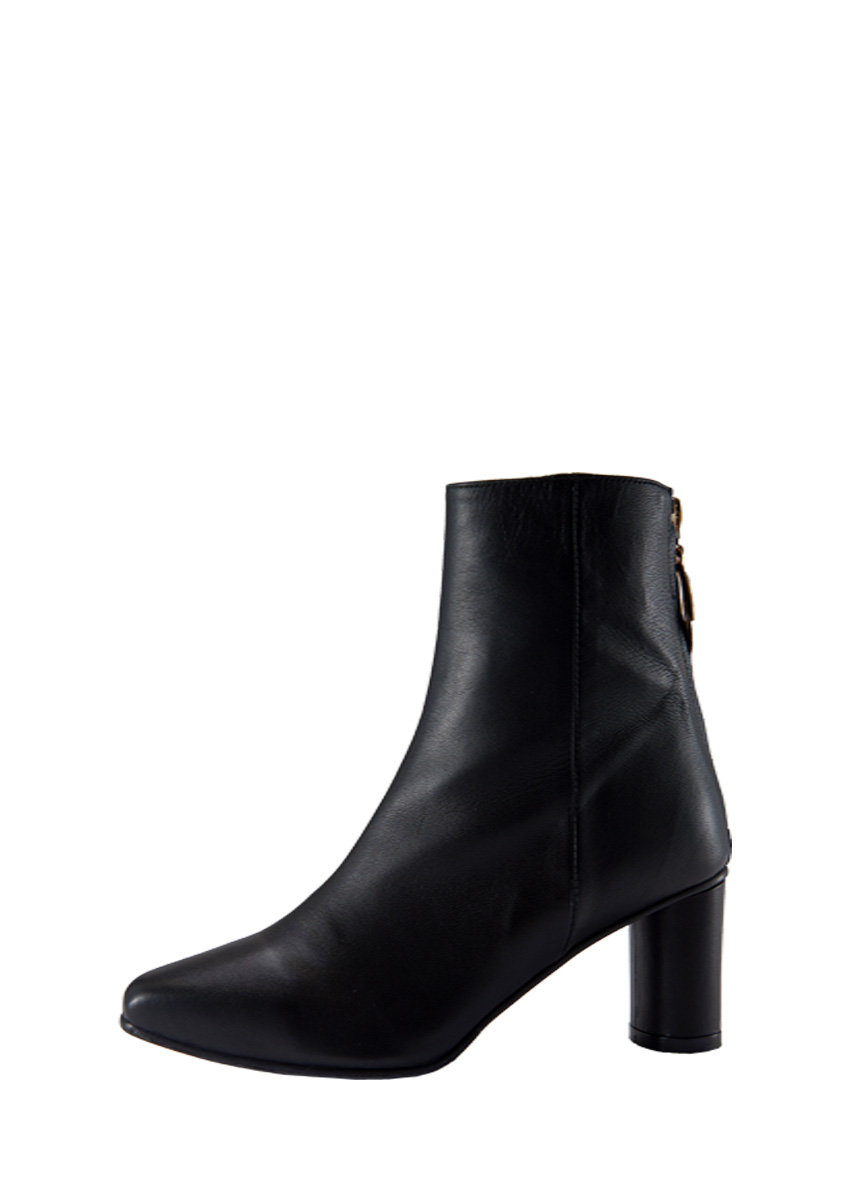 Wave Oval Ankle Boots / RK4-SH008