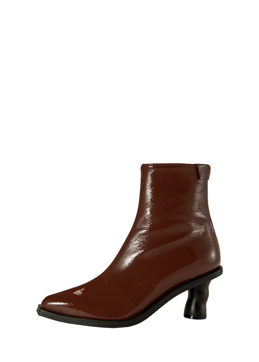 Wave Heel Ankle Boots / RK4-SH011